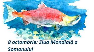 8 octombrie: Ziua Mondială a Somonului