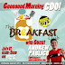 Magic 89.3's The Breakfast Club with Guest Andrew Pablico of CDOBloggers