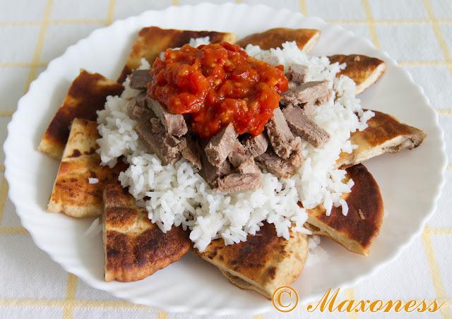 Фатта по-египетски. Арабская кухня