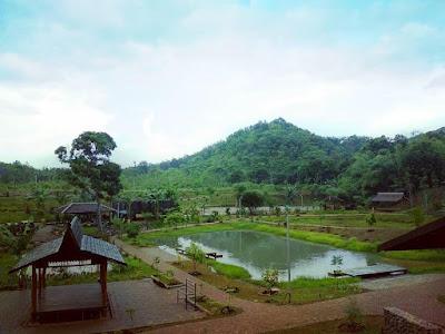 Wisata Villa Paman Birin