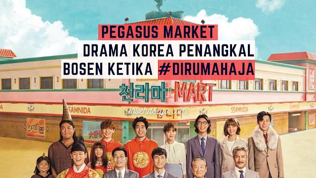 Rekomendasi Drama Korea Lovehaseyo Header
