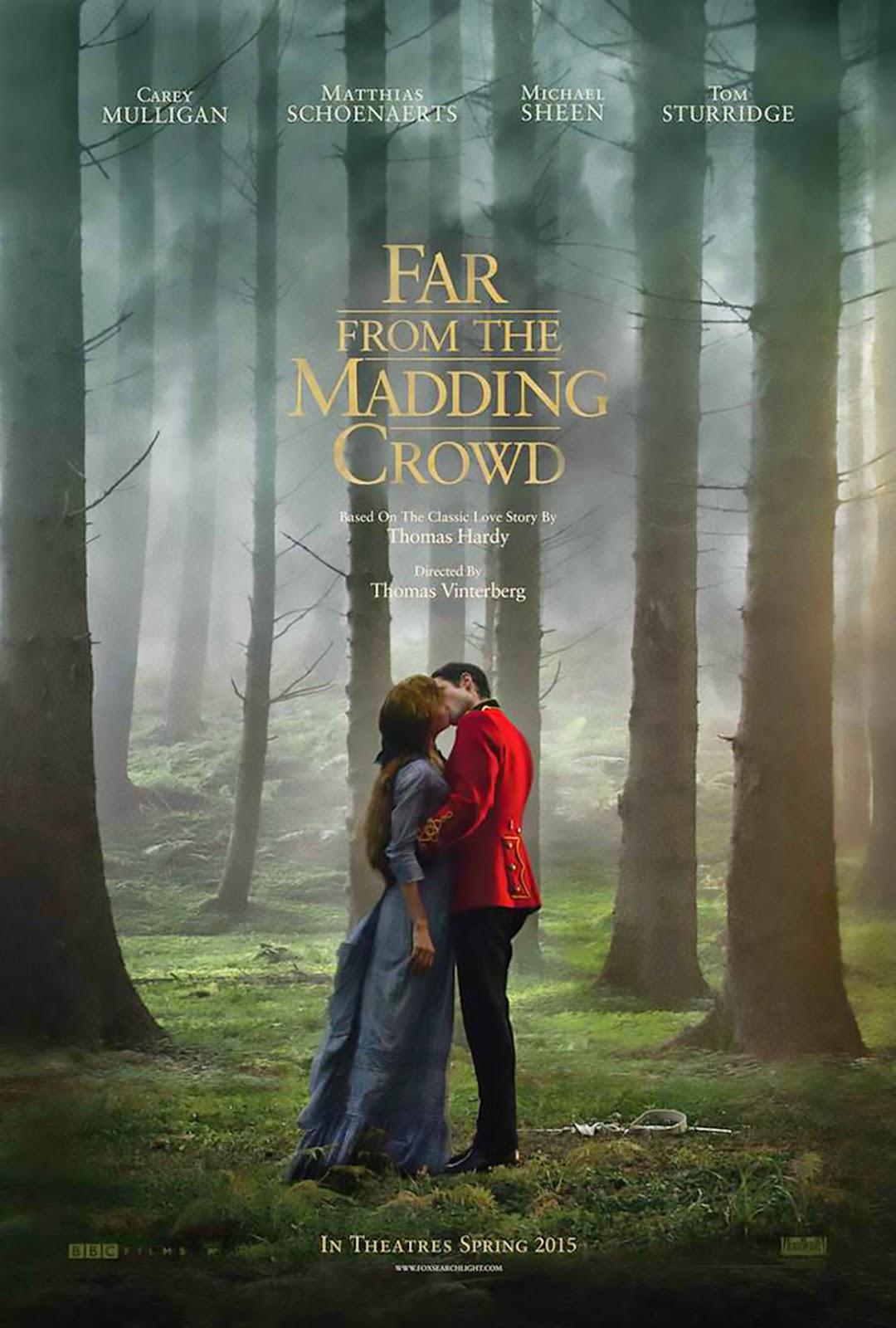 Far from the Madding Crowd สุดปลายทางรัก [HD][พากย์ไทย]