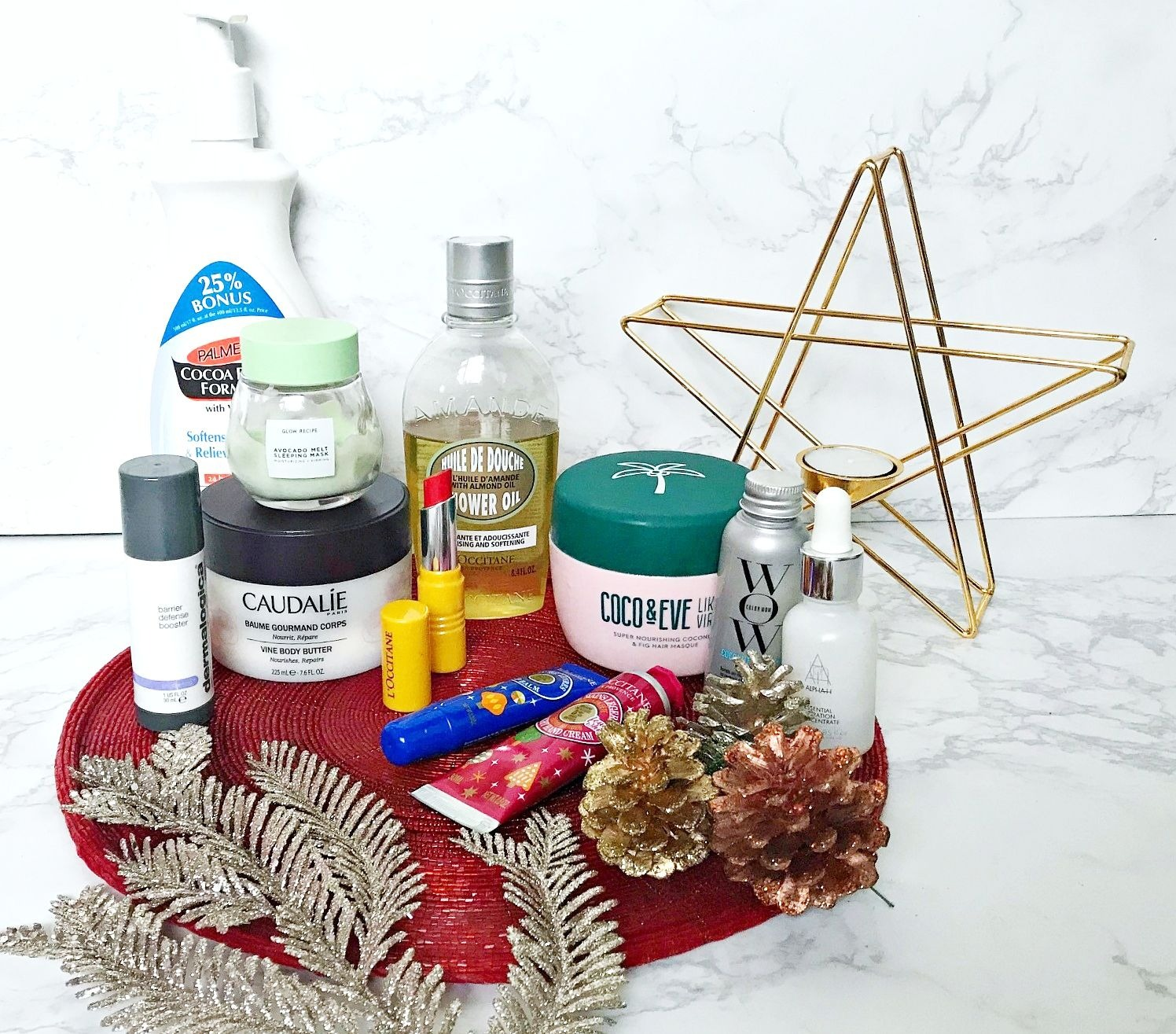 Nourishing products for winter