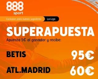 888sport superapuesta Betis vs Atletico 11-4-2021