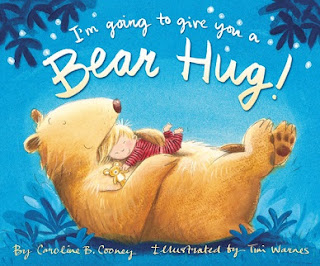 I'm Going to Give You a Bear Hug cover