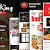 Best 4in1 Cake Pizza and Bakery Responsive Template