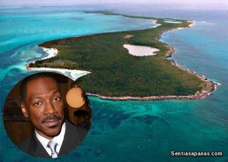 Eddie Murphy - Roaster Cay, Bahamas