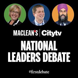 maclean's debate