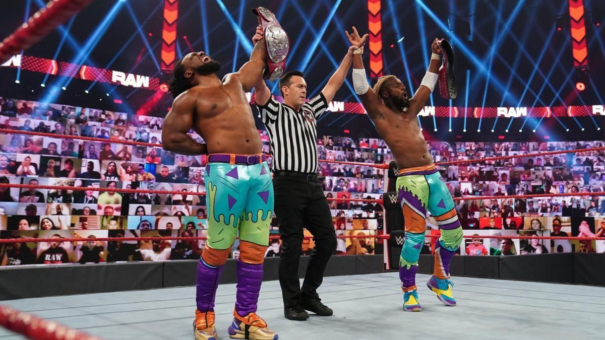 Grande combate por título é anunciado para o próximo WWE RAW