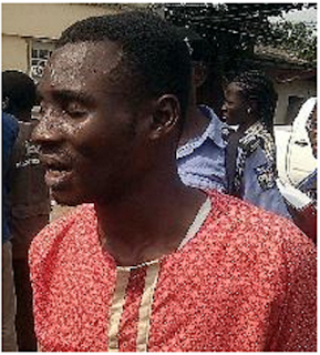 "A self-acclaimed prophet, David Ifunaya, arrested by the Lagos State Police Command  for allegedly abducting a 16-year-old Muslim girl, sent the operatives into reels of laughter when he said he wanted to cast out demons from the girl and to liberate her family from evil spirits. Also Read: ""Touch Not My Anointed: Pastor allegedly kidnaps 3 girls, beat, rape them at gun point"" The 26-year-old Ifunaya who said he is a prophet with Immaculate Ministry in Satellite Town, further told the police that he had a vision to set the girl and her family free and was only obeying divine instructions. While parading the suspect before newsmen, the State Commissioner of Police, Fatai Owoseni, said the suspect abducted the victim for three weeks after the teenager told him that her father is a herbalist. ""Throughout her stay in his place, neither did he nor his victim call her parents, who were searching everywhere for her. She was later traced to the suspect's home in Satellite area of Lagos, following which her parents reported the case to police."" While confessing, Ifunaya said: ""I met the girl earlier this year and ministered to her. I had a vision that her family was under a spell and I told her so. I later gave her a handbill which she rejected, saying that her aunt would be angry with her for collecting a Christian handbill, since they are Muslims. She, however, requested for my number which I gave to her. Since then, she calls me for prayers and counselling. I even prayed for her and she passed her JAMB exams. When she called and told me she was coming to my house without the knowledge of her parents, I refused but later agreed because she kept pleading that she needed spiritual help. She also lamented that nothing was going on well for her and her family and attributed it to the spell in her family. She said she was convinced I am a man of God because since I prayed for her, things have been going on well with her."" Also Read: ""Touch Not My Anointed: Pastor in trouble for raping 11-yr-old girl in a brothel"" The teenage girl, on her part, said she was carried away by the accurate prophesy Ifunaya gave concerning her and her family, and that she was on her way to her uncle's place on July 31, only to find herself at the prophet's house where she stayed for eight days. ""While in his house, he introduced me to his pastor as his sister. I slept in his bedroom and he never made any advances on me."""