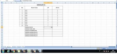 Blog Kopinet Rumus Counta & Countif Di Excel