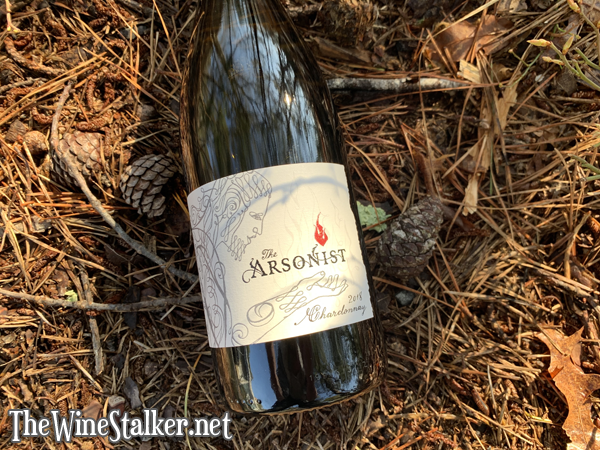 The Arsonist Chardonnay 2018