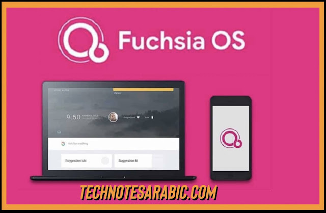 Google Fuchsia OS on Mobile phone and Laptop