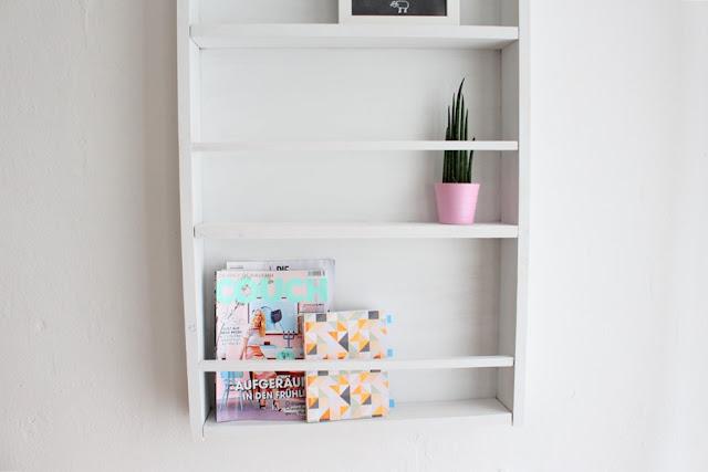 DIY Regal auf Interiorblog Fleur et Fatale