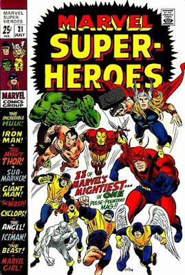 Marvel Super-Heroes #21
