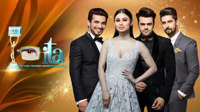 Indian Television Academy Awards 26 November 2017 WEB-DL 480p 300mb