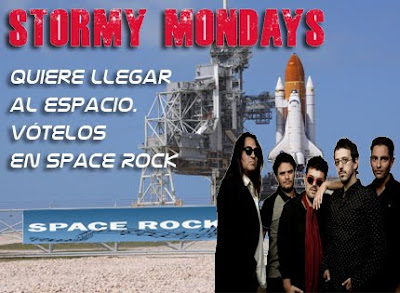 Stormy Mondays NASA