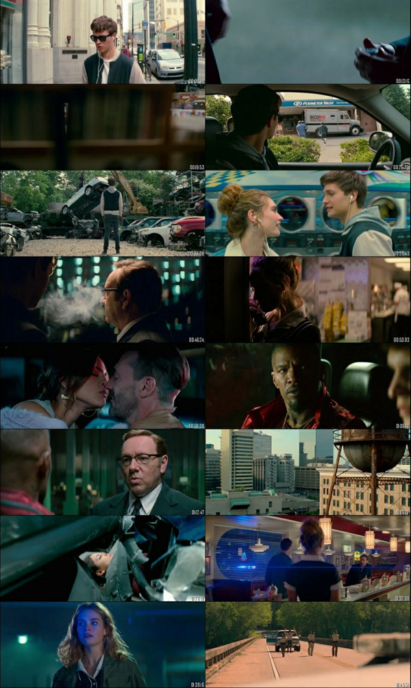 Baby Driver 2017 Dual Audio ORG Hindi 480p BluRay 350MB 5.1Ch ESubs movie screenshot