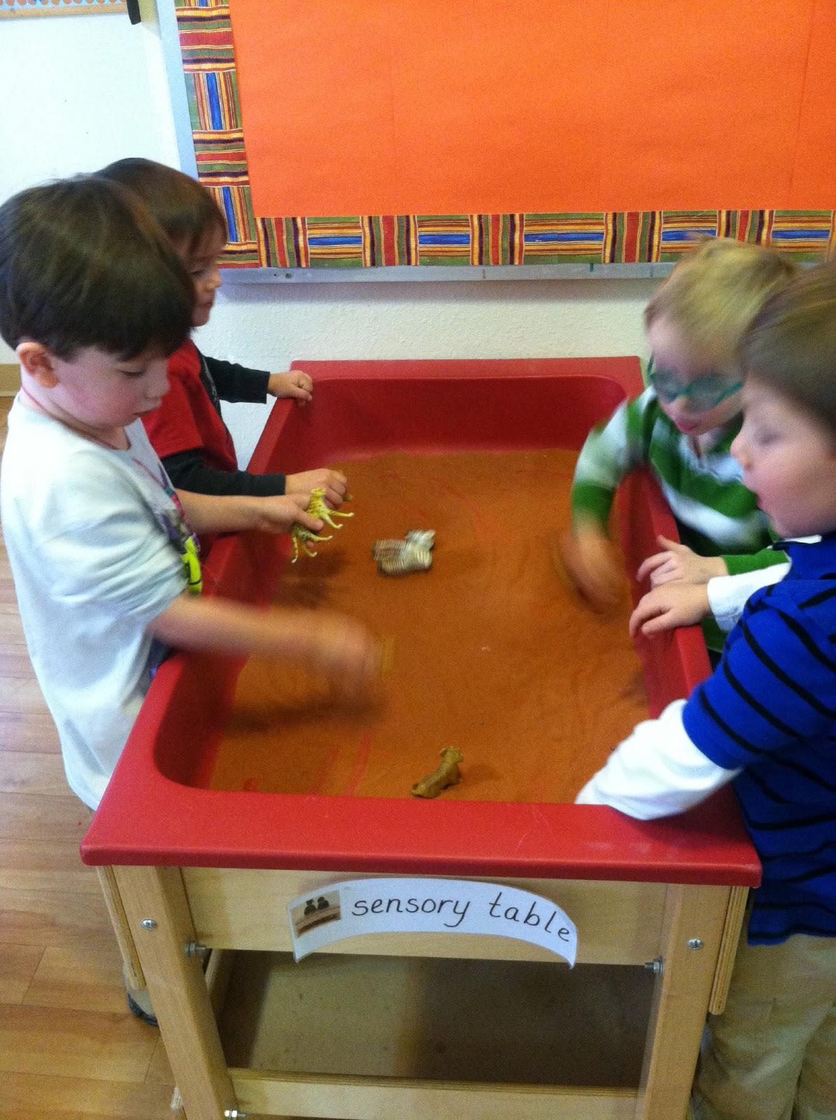 Harmony Preschool Africa Theme