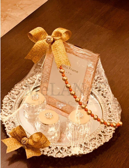 TBF (Tray, Bowls, and Photo Frame) Hampers
