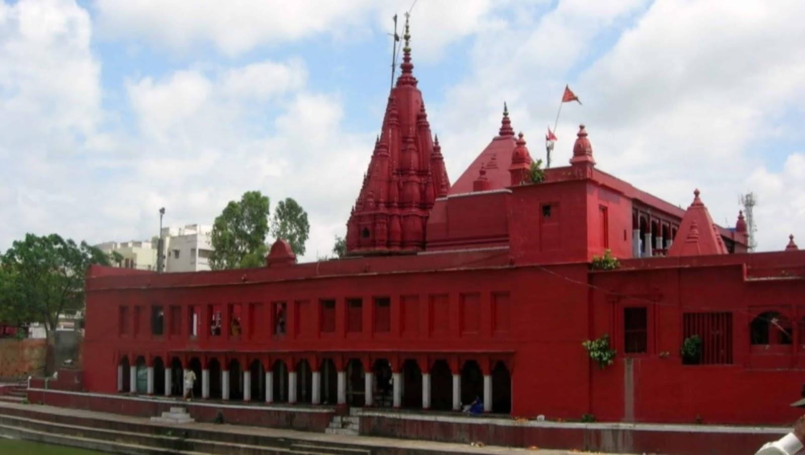 Durga Temple kashi vishvanath
