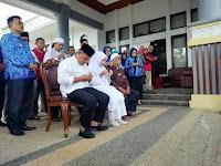 Berangkat Haji, Nanang : Saya Mohon Do'a