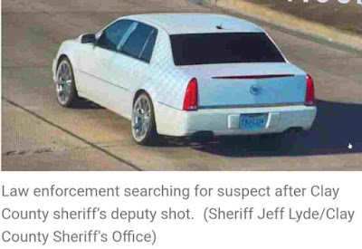 Blue Alert: Texas authorities looking for Cadillac with damage, possible bullet holes