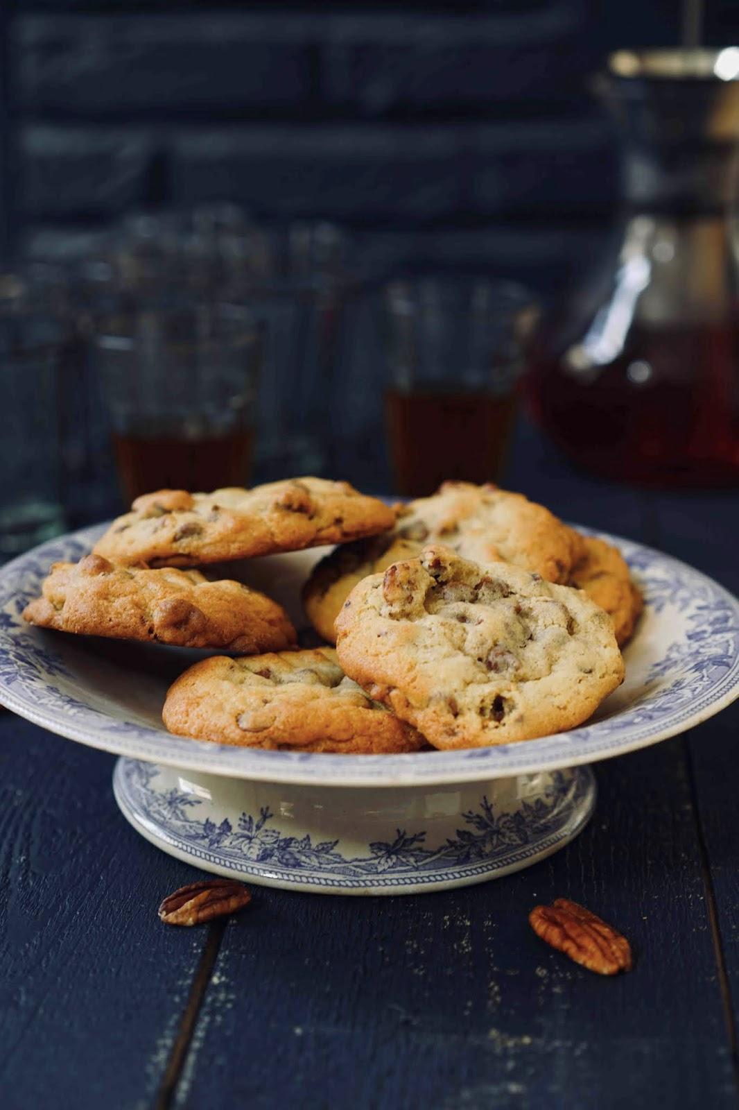 farine d'épeautre , cookies au chocolat , gouter maison