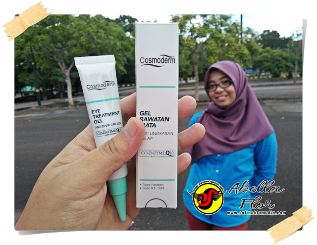 eye treatment gel review