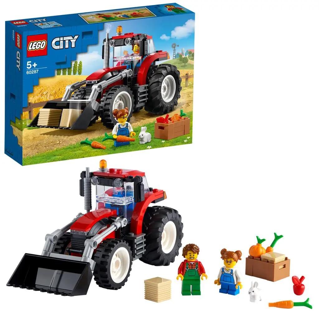 レゴ(LEGO) シティ トラクター 60287