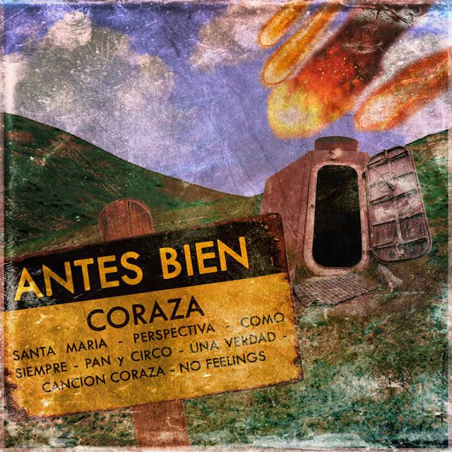 Antes Bien - Coraza (2020)