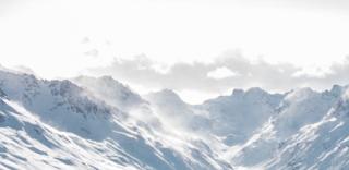 bentang alam arktik