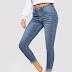 Women Blue Denim Skinny  Jeans