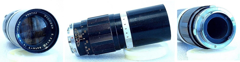 E.Zuiko Auto-T 135mm f/4 #322