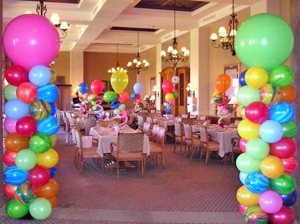 Balloon Designs Pictures Balloon Columns