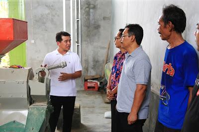 Mantapkan Program Bima Juara, Bupati Suwirta Kunjungi Tiga KUD