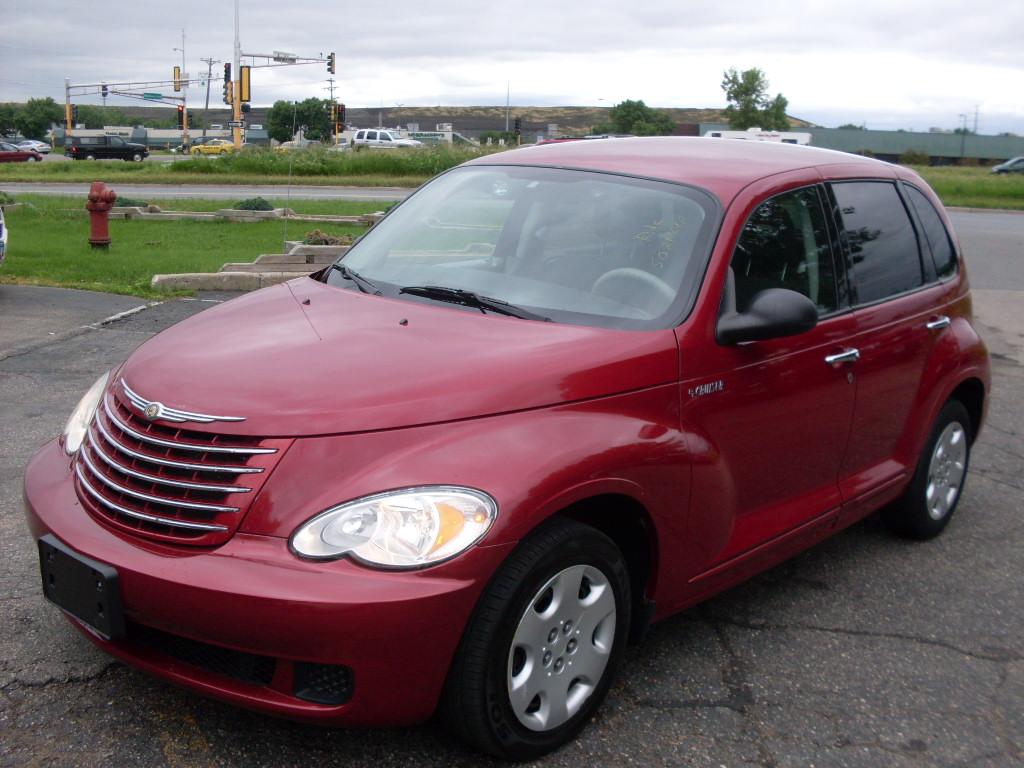 Chrysler Pt Cruiser Red New