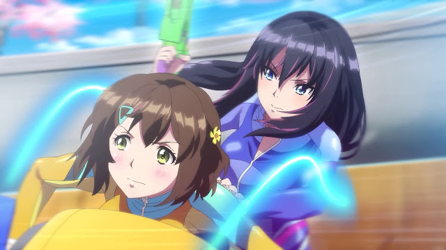 Kandagawa Jet Girls Races onto PlayStation4 and Windows PC on August 25; Available For Retail Pre-Purchase