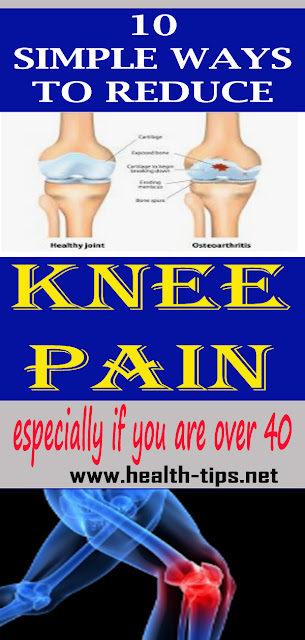 How to get rid of knee pain: 10 Simple ways#NATURALREMEDIES
