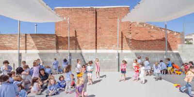 Reforma y Ampliación de Escula 906 Sabadell