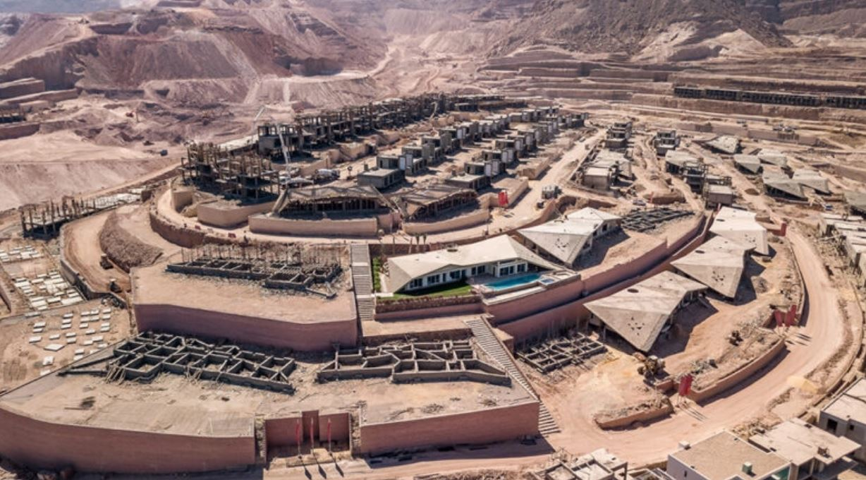 """""""مدينة الجلالة"""" من منطقة جبلية مهجورة إلى منتجعات سياحية عالمية"""