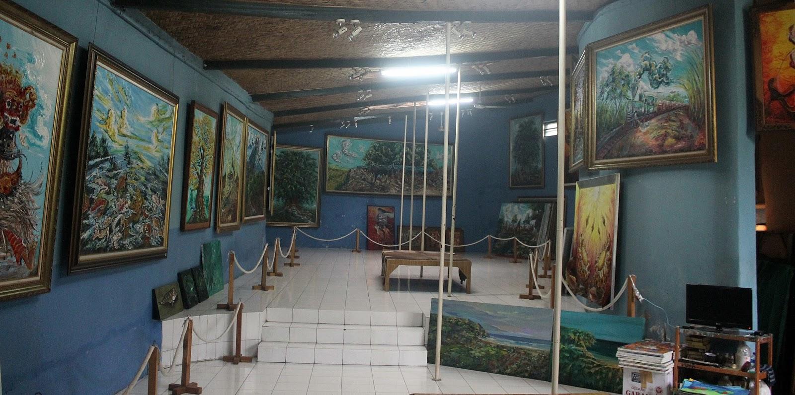 Museum Affandi - PERSONAL, TRAVEL and ART