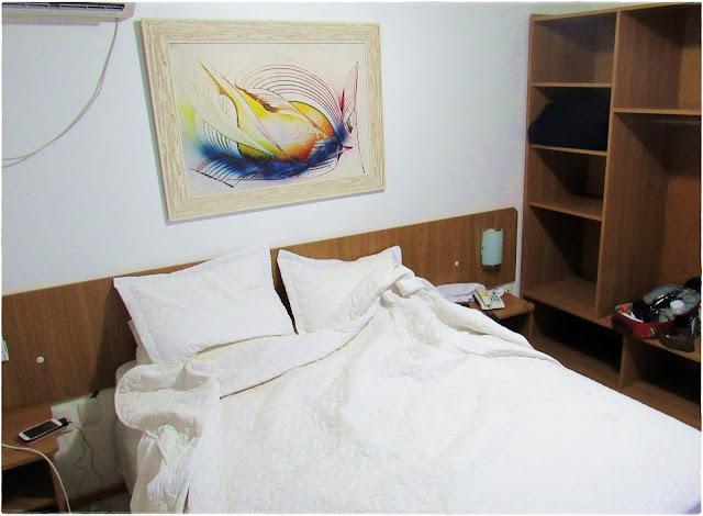 O Cometa Plaza Hotel está localizado em frente à praça central de São Luiz Gonzaga, no Rio Grande do Sul. Está a cerca de 50km das Reduções Jesuíticas de São Miguel, nas missões gaúchas.