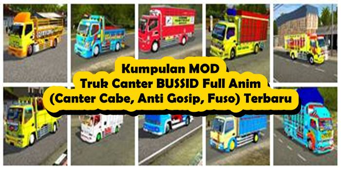 download mod canter bussid