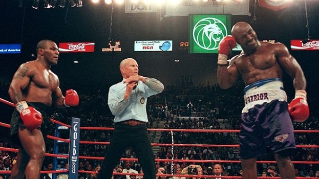 Mike Tyson: At age 53, will Tyson be able to walk in the ring?