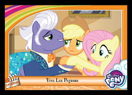 My Little Pony Viva Las Pegasus Series 5 Trading Card