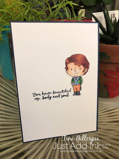 scissorspapercard, Stampin' Up!, Kindred Stamps, Ink Road Stamps, Just Add Ink, Classic Love, Subway Art: Love, Copics