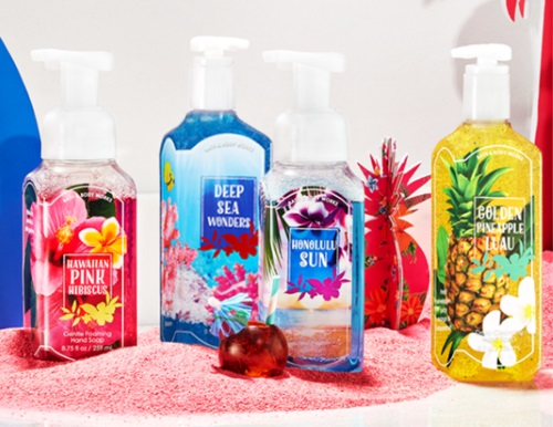 Bath & Body Works $10 Off Coupon
