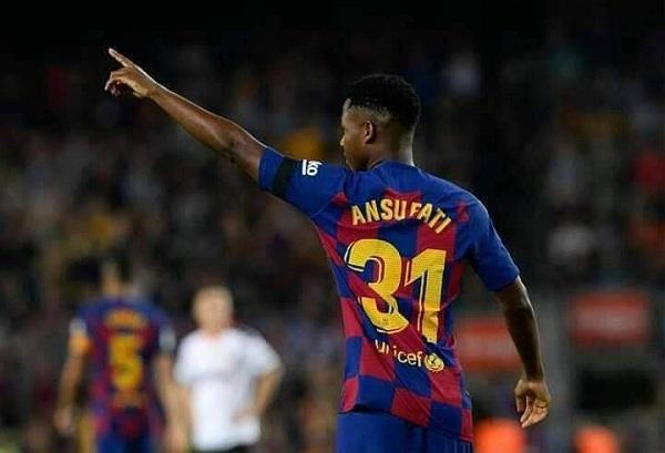 برشلونة يقصو على  فالنسيا ببالخمسة في غياب ميسي