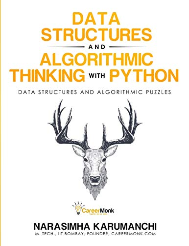 data structures and algorithmic thinking with python pdf github